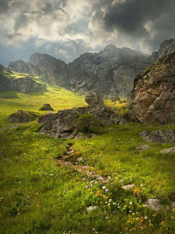 Райските скали